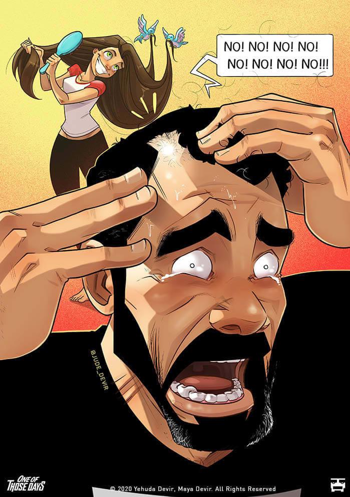 """""""Oh Hair No!!"""""""