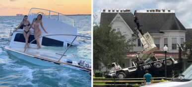 40+ Incredibly Unlucky People Who Broke Some Very Expensive Objects