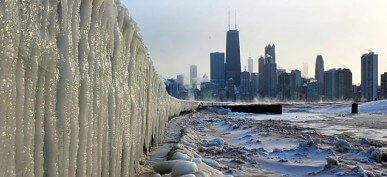 45 Fascinating Pictures That Show What It's Like To Live In Really Cold Places