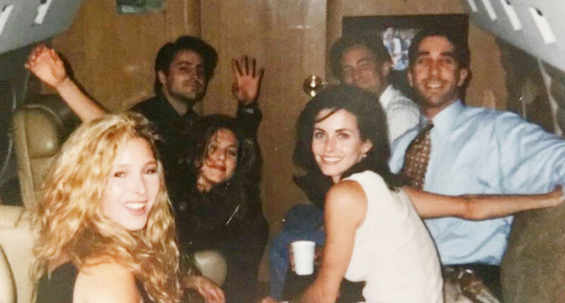 Unearthed Private Photos Show You Today's Popular Celebrities Back In The Day