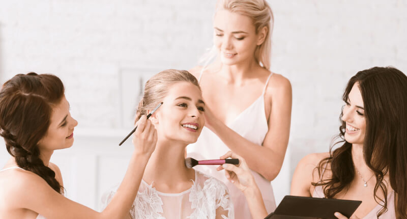 Necessary Beauty Appointments For The Beautiful Bride-To-Be