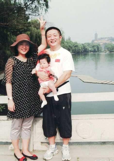 Foto Con Su Hija Y Su Nieta: 2008