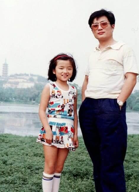 Hua Hua Comienza La Escuela: 1988