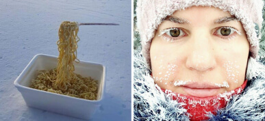 30+ Photos Of Extreme Russian Winters That Will Make You Want To Grab A Blanket