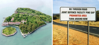40 Places Around The World That Are Forbidden To Go To