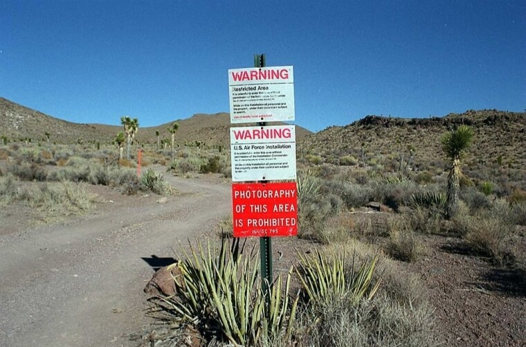 Área 51, Nevada, USA