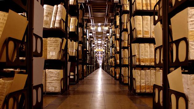 Archivos Secretos del Vaticano, Vaticano