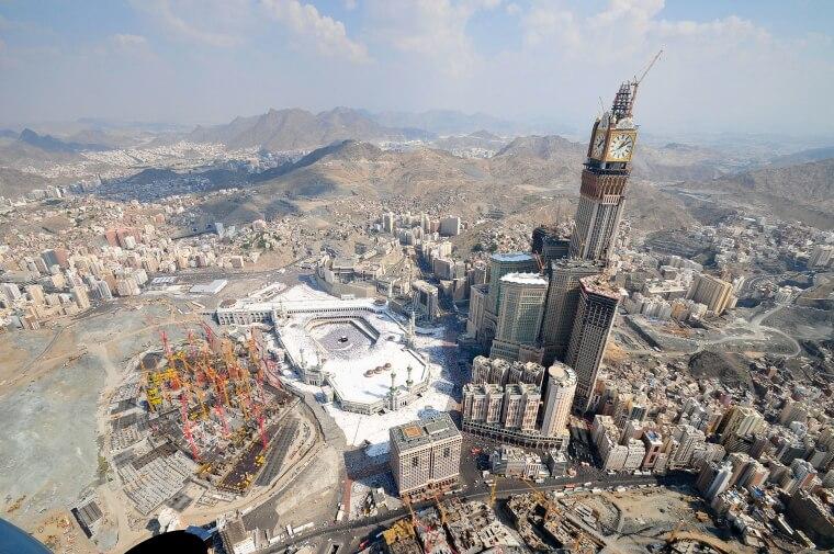 Mecca, Arabia Saudita