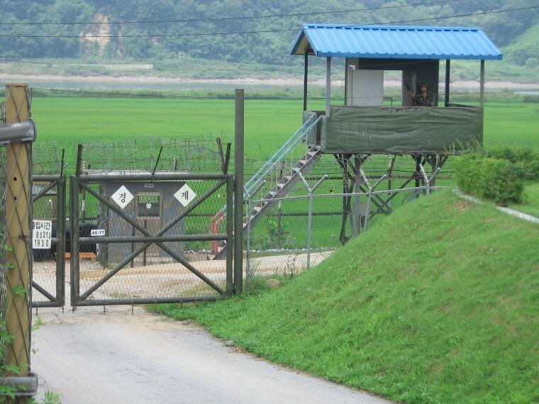 Zona Desmilitarizada de Corea, Corea