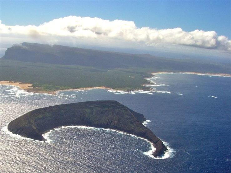 Isla Niihau, Hawaii, USA