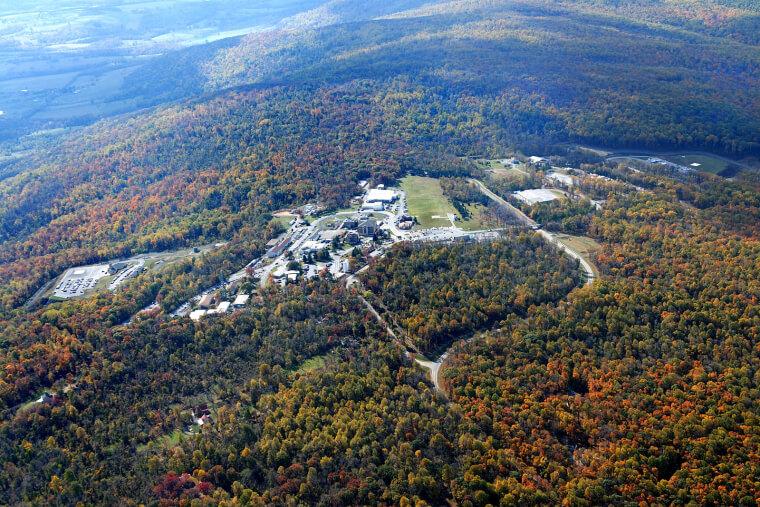 Centro de Operaciones de Emergencia de Mount Weather, Estados Unidos