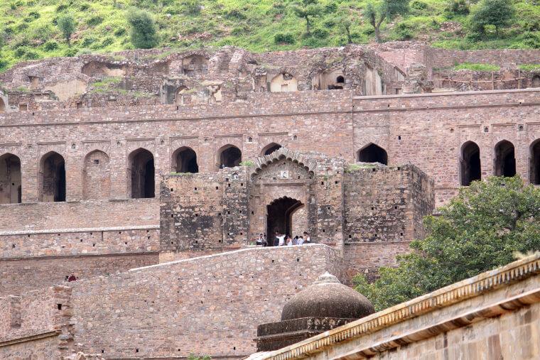 Fuerte Bhangarh, Rajasthan, India