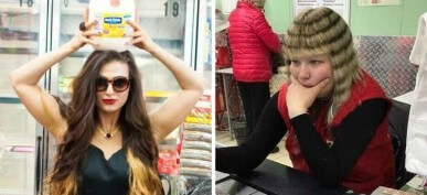 40 Bizarre Things People Saw At The Grocery Store