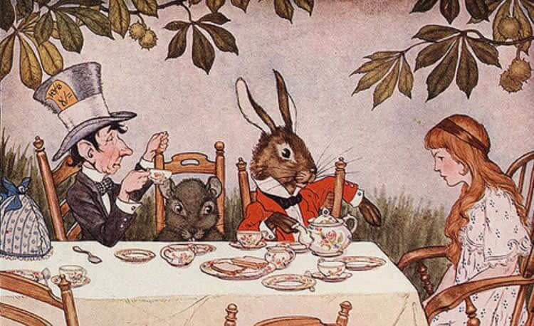 Alice in Wonderland Was Once Not Welcomed In China