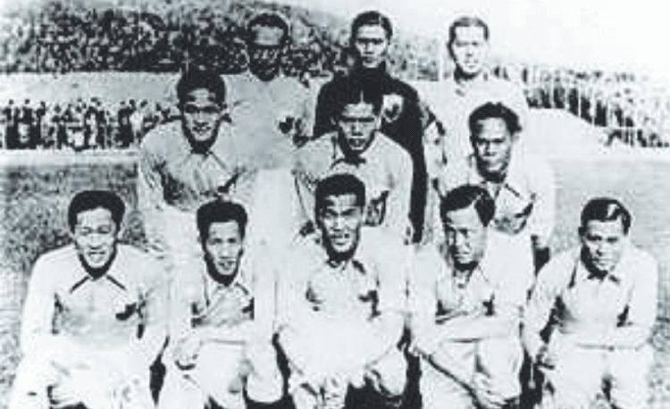 China Invented Football