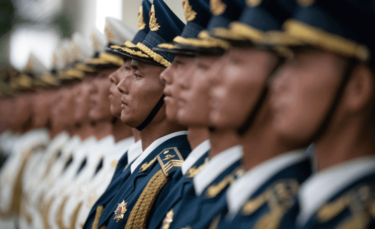 China Has The World's Largest Army
