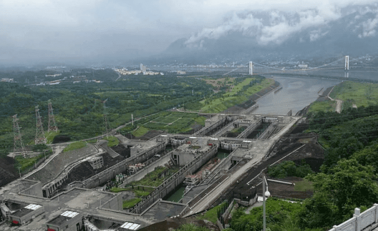 The Dam That Slowed Earth's Rotation