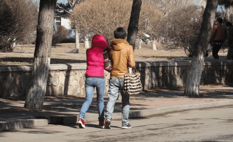 Chivalrous Chinese Men