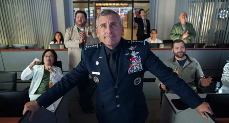 Netflix's 'Space Force' Review: It's Just not Funny