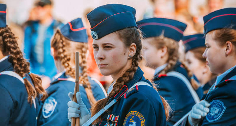 Photos Show What Life In Russia Is Really Like