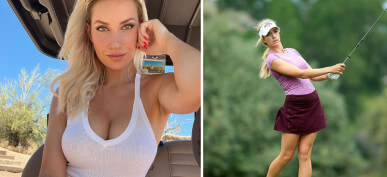 The Big Reason Why Everyone In Golf Is Talking About Paige Spiranac
