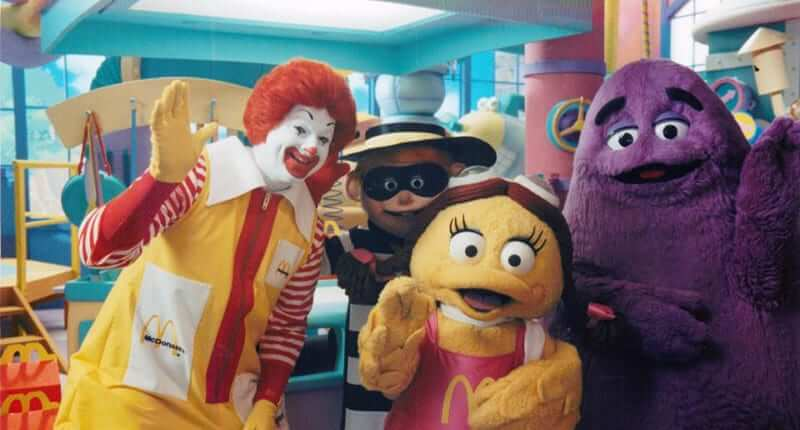 The McDonald's Trends From the '80s And '90s Were Definitely The Best