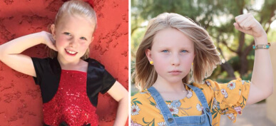 Doctors Gave Her The Worst Possible News But Abri Bently Decided She Wasn't Giving Up