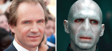 40+ Impressive Prosthetic Transformations For Hollywood's Biggest Movies
