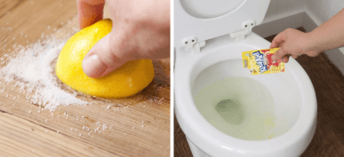 40+ Amazing Cleaning Hacks That Will Leave Everything Sparkling