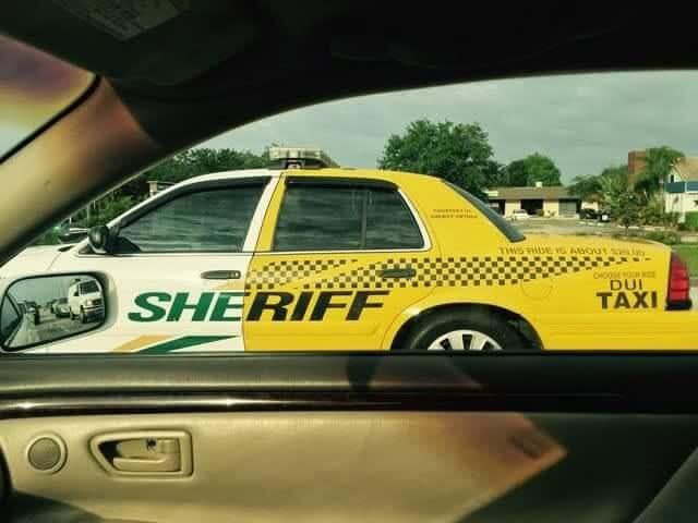 DUI Taxi