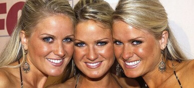 Gorgeous Identical Triplets Took a DNA Test That Stunned Everyone