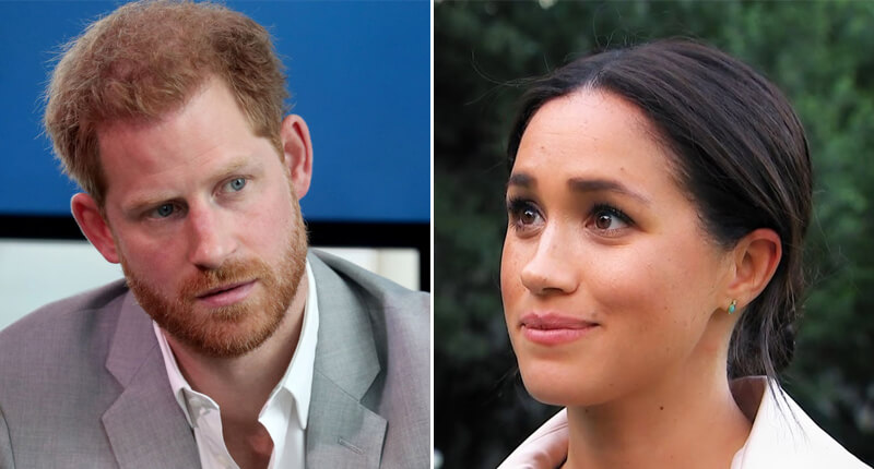 The Kensington Staff Spills The Tea About Meghan And Harry's Time At The Palace