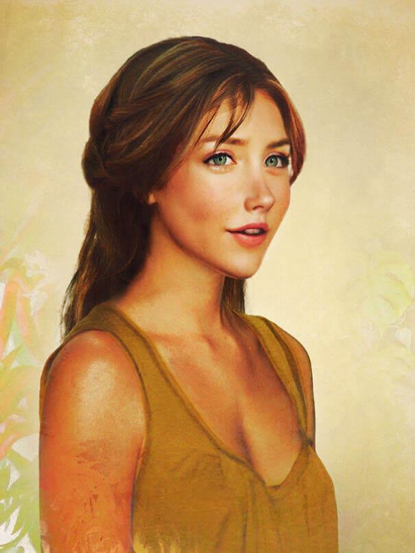 Jane From Tarzan