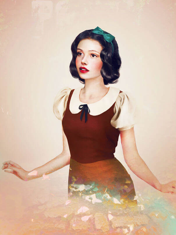 Snow White From Snow White
