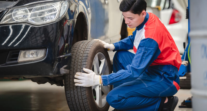 5 Ways To Monitor The Health Of Your Tires