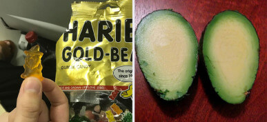 40+ People Shared The Weirdest Food Anomalies They Found