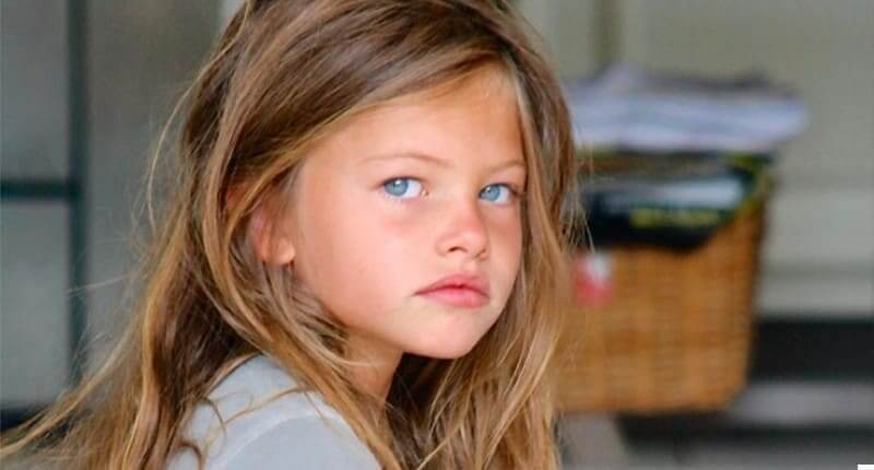 "This Is How ""The Most Beautiful Little Girl In The World"" Looks Like Now"