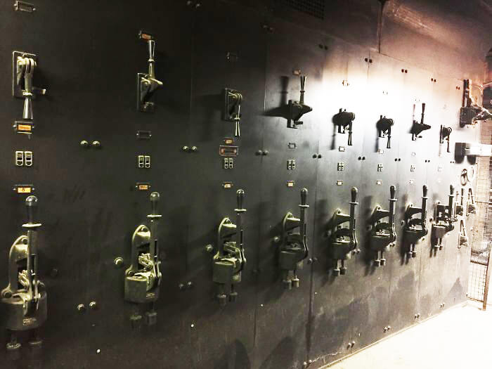 Electrical Switches From The Early 1900s