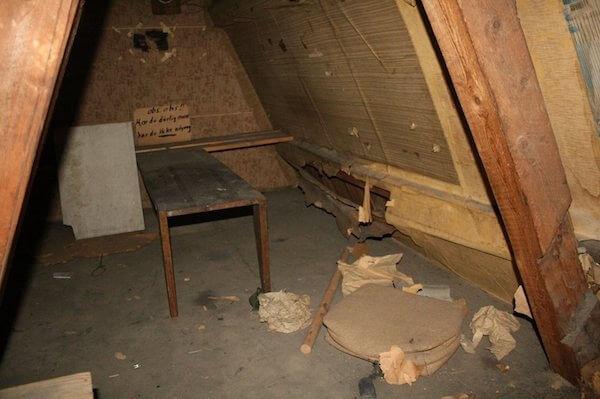 A Norwegian Resistance War Room