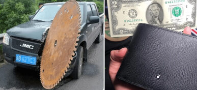 50 People Whose Amazing Luck Is So Unreal It Seems Like Magic