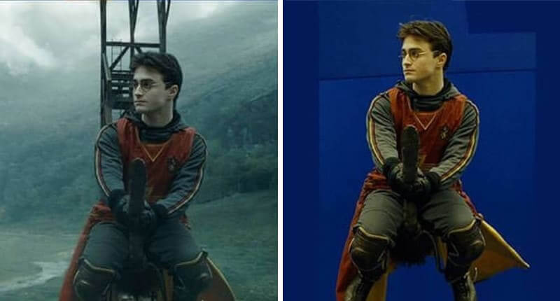 Surprising Green Screen Photos That Show How Hollywood Actually Works