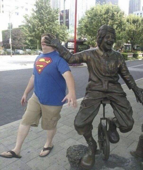 A Fraqueza Do Superman