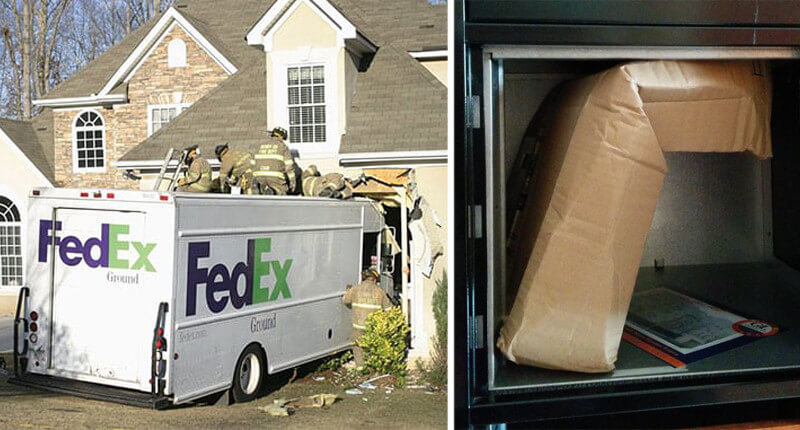 40+ Horrible Delivery Experiences That Will Make You Hate The Post Office/ FedEx