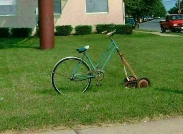 Don't Bother Getting A New Bike If You Have This In The Garage...