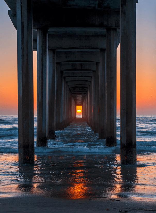 Το Τέλειο Ηλιοβασίλεμα