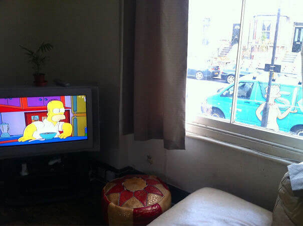 To Ζεύγος Simpsons