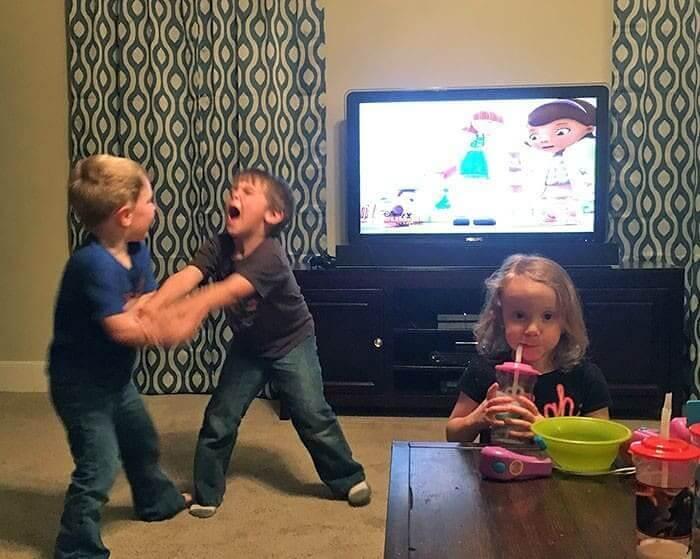 Uma Visão Sobre Como É Ser Um Pai