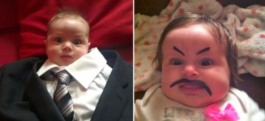 50 Hilarious Photos That Show Why Kids Shouldn't Be Left Alone With Their Dads
