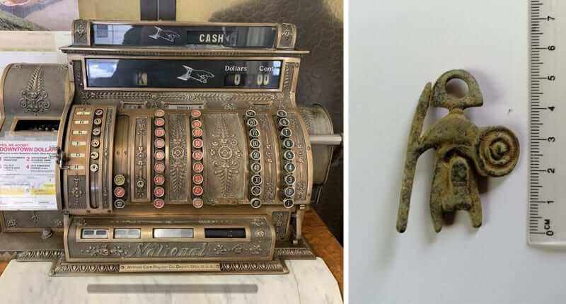 30+ Unexpected Old Things People Found While Cleaning Out Their Houses
