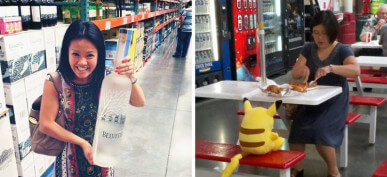 40+ Things You Won't Believe People Saw At Costco